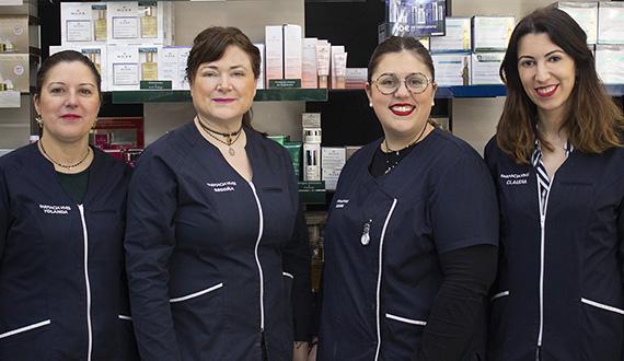Equipo Farmacia Vives