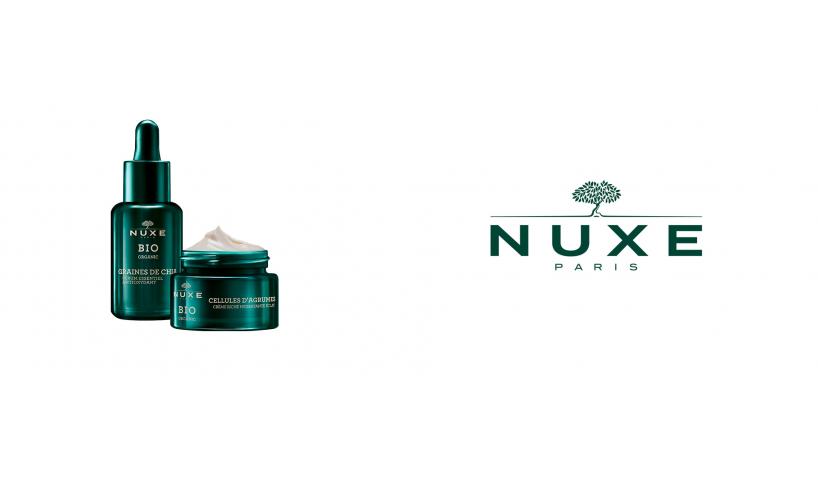 Nuxe Bio: Potentes, sensoriales y comprometidos